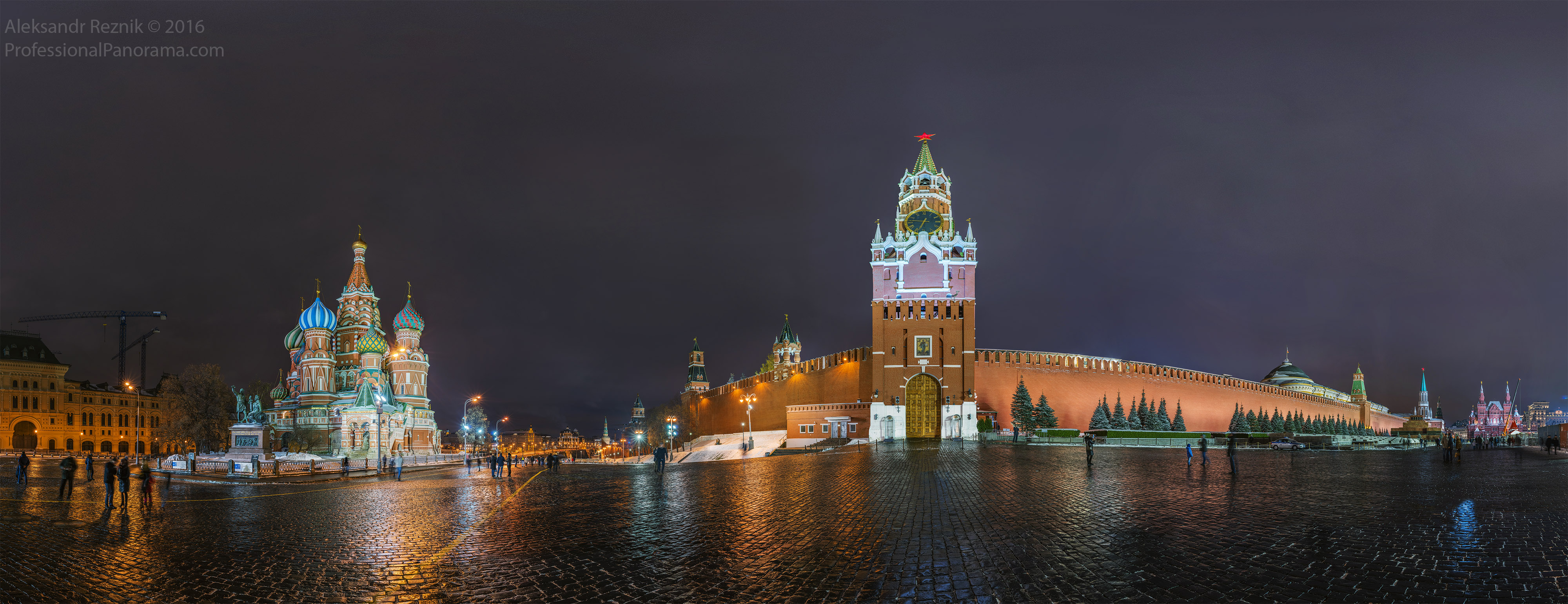 red square gigapixel